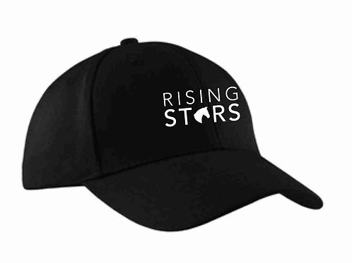 Rising Stars Brushed Twill Cap