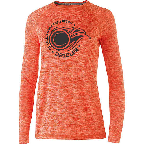 Women's Electrify Long Sleeve Tee (Fastpitch)