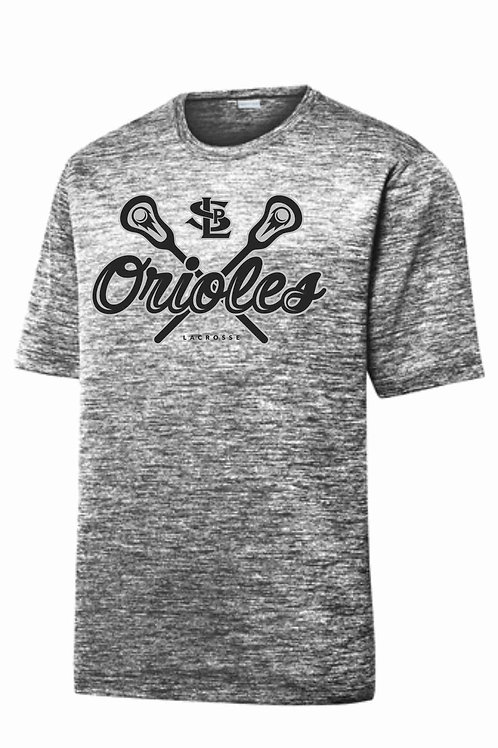 Electric Heather Wicking Tee (Youth & Adult)