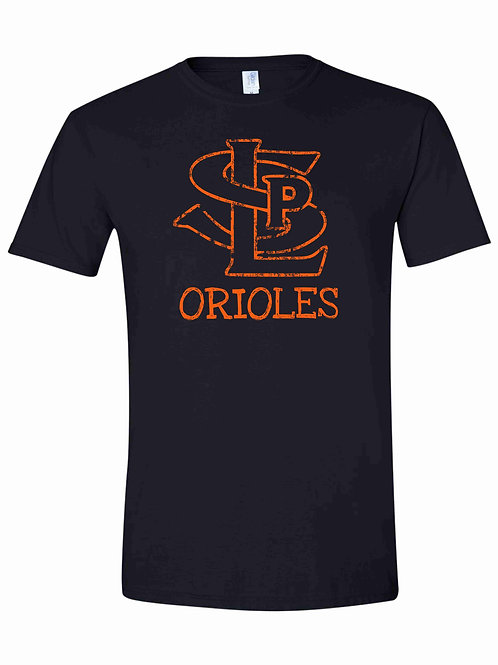 SLP Orioles Tee - Youth & Adult