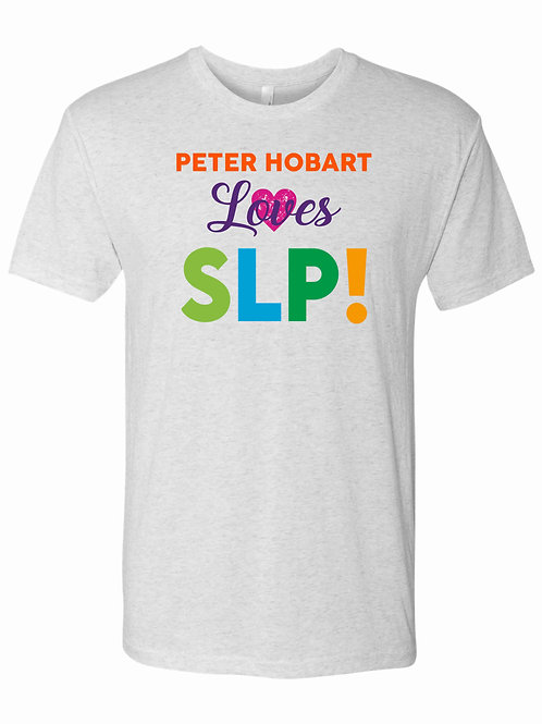 PH loves SLP Tee (Youth & Adult)