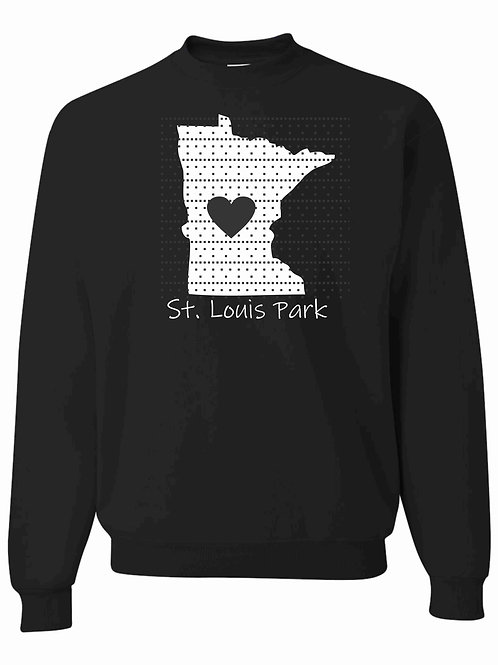State Crew Sweatshirt - Youth & Adult