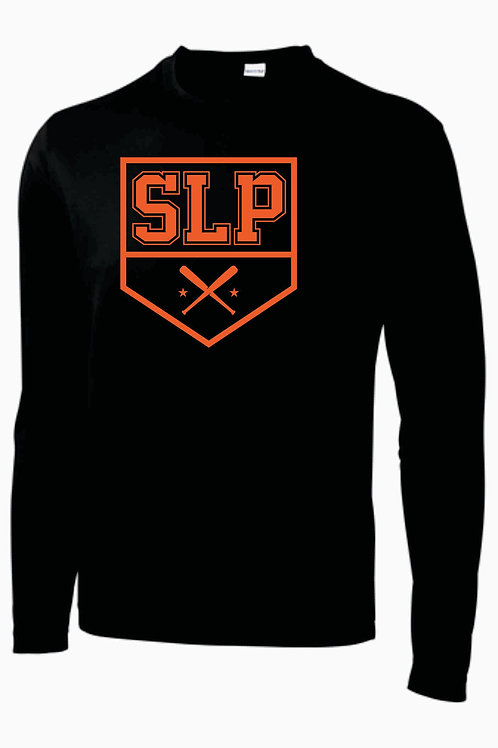 Long Sleeve Athletic Tee (Youth & Adult)