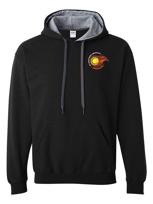 Heavy Blend Hoodie (Fastpitch)