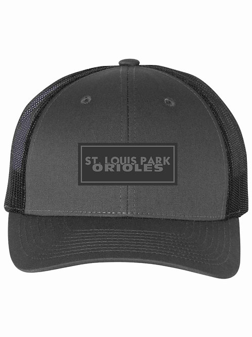 Richardson Low Pro Cap with Leather Patch