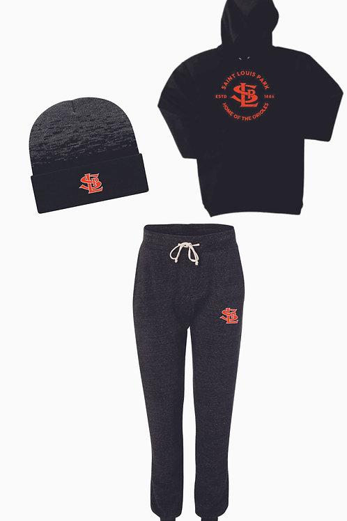 *BUNDLE 2* Sweatshirt, Pant and Beanie