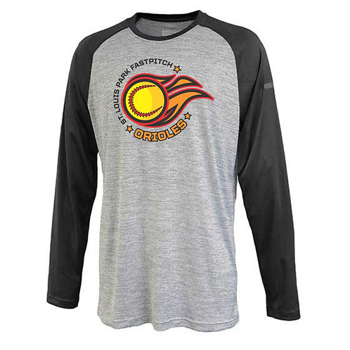 Long Sleeve Performance Tee - Youth & Adult (Fastpitch)