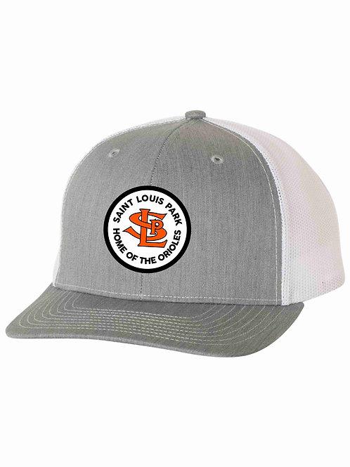 Richardson Snapback Cap with Patch