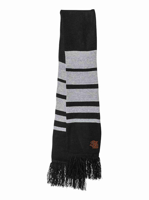SLP Striped Scarf