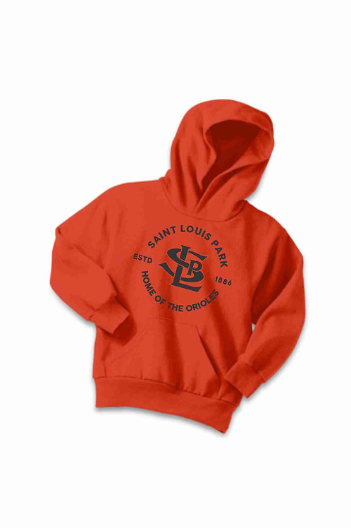 Home of the Orioles Hoodie - Youth & Adult
