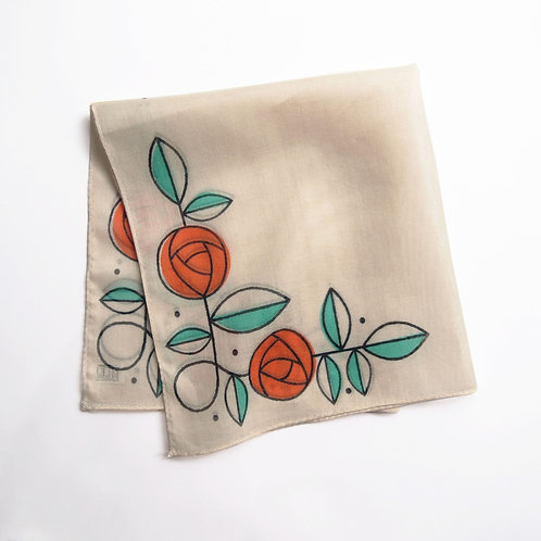 Corner - Rose【 Ivory 】