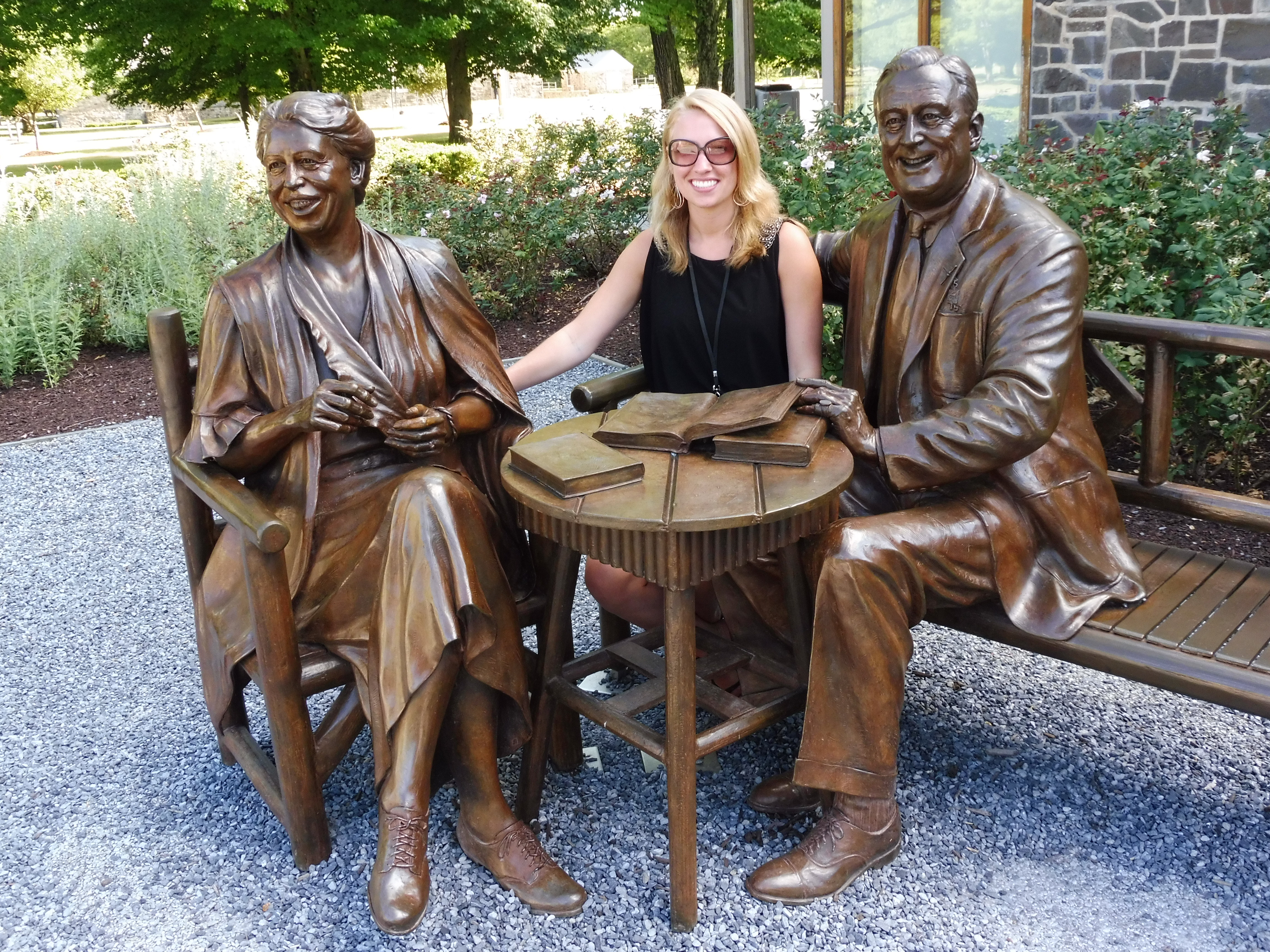 75th Anniversary of the FDR Library