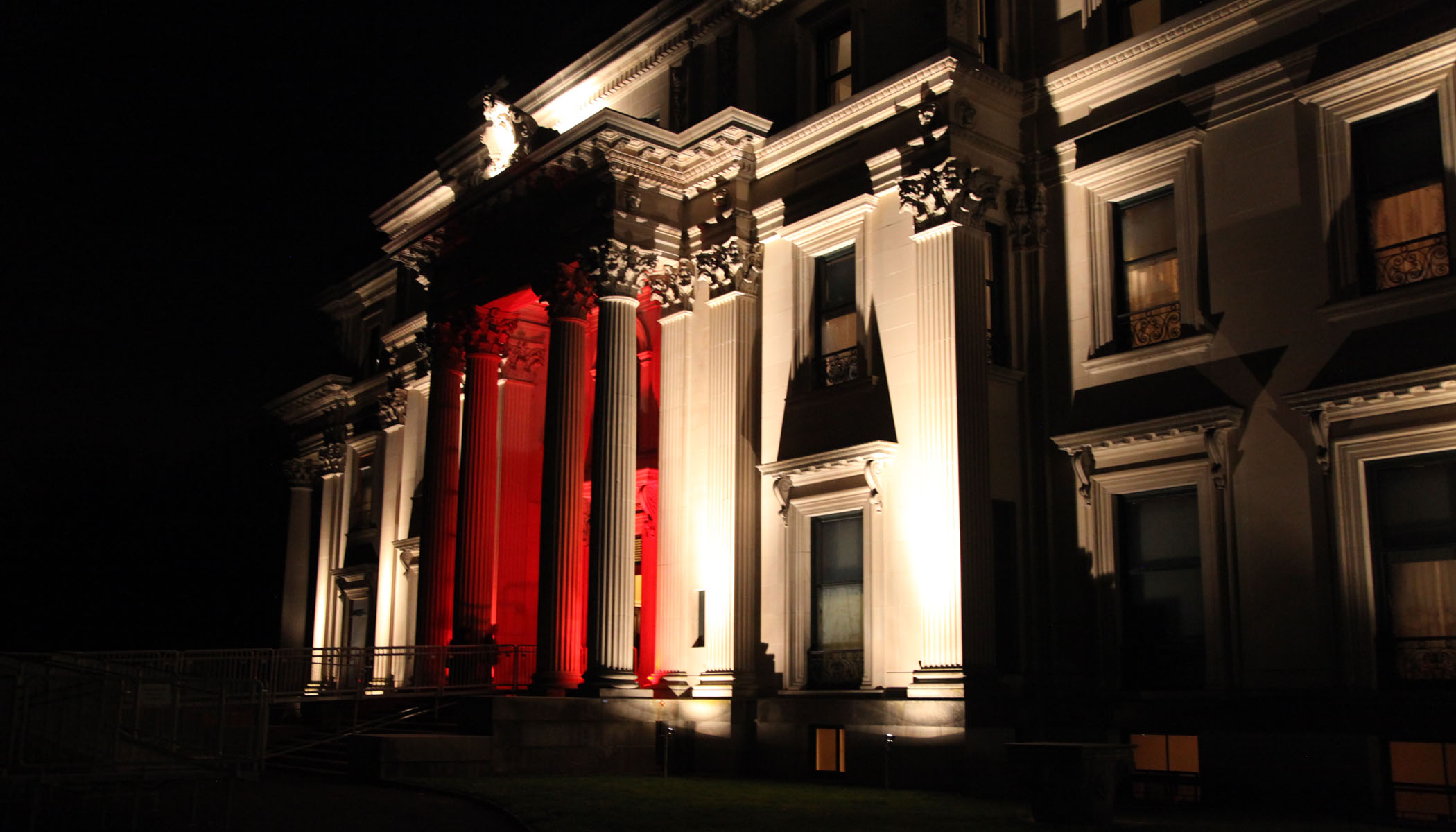 The Vanderbilt Mansion