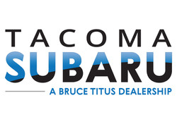 Tacoma Subaru Store Logos (color)