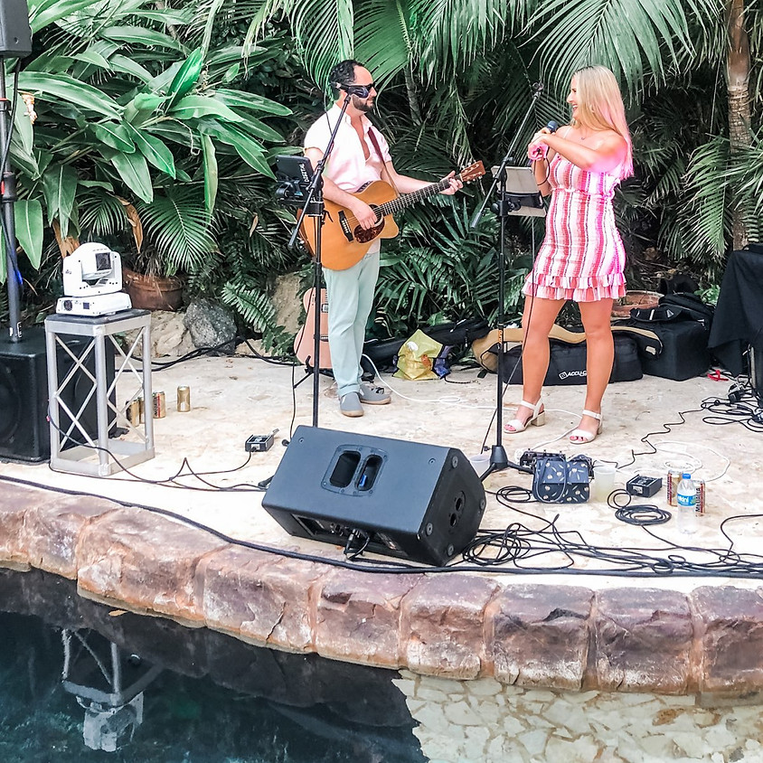 Devin & Digital - LIVE on the Patio!