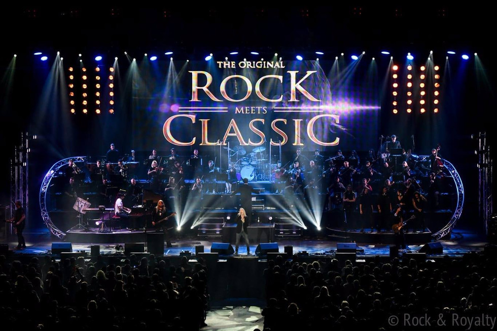 Rock meets Classic - Gallery 01