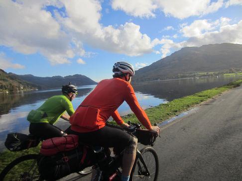Argyll, Scotland - Bike packing with Ian McNab 2018 - photo Ibrahim Park