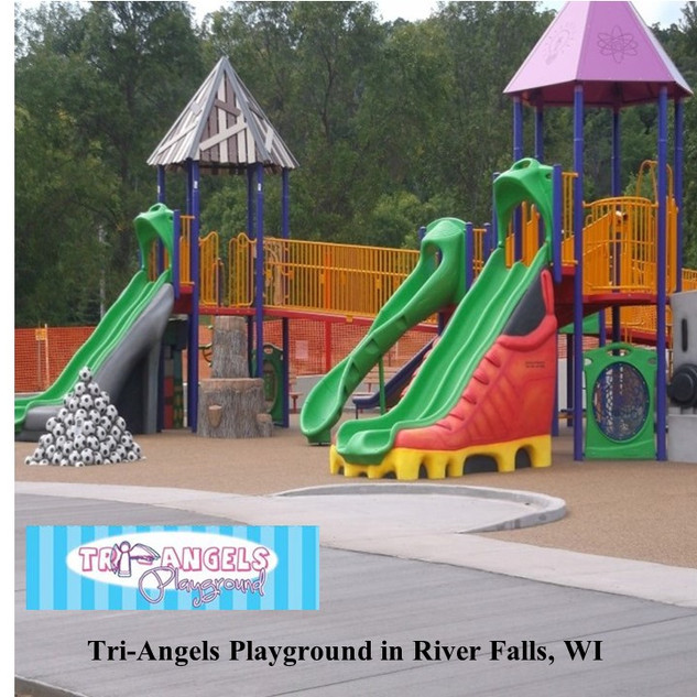 Tri-Angels Playground