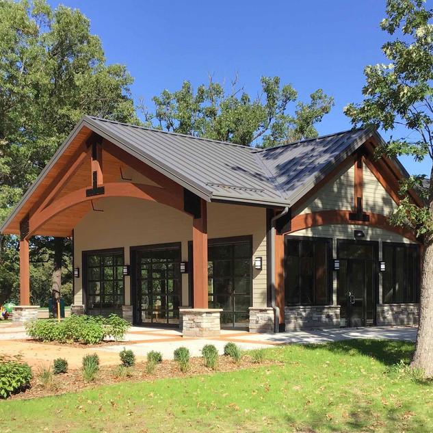 Glen Park Pavilion