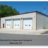 Ellsworth Fire Dept. Storage