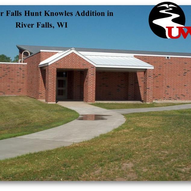 UWRF Hunt Knowles