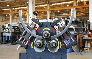 Máquinas de dobrar tubo/pefis-Macsolu