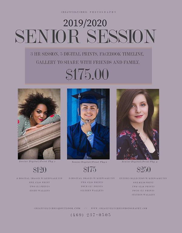 2019 senior session pricing.jpg