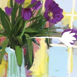 Purple Tulip Days