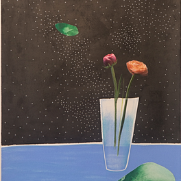 Do Flowers Grow In Space