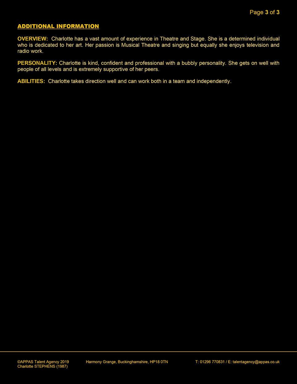 CHARLOTTE STEPHENS WEB CV (APR 2020) 3.j
