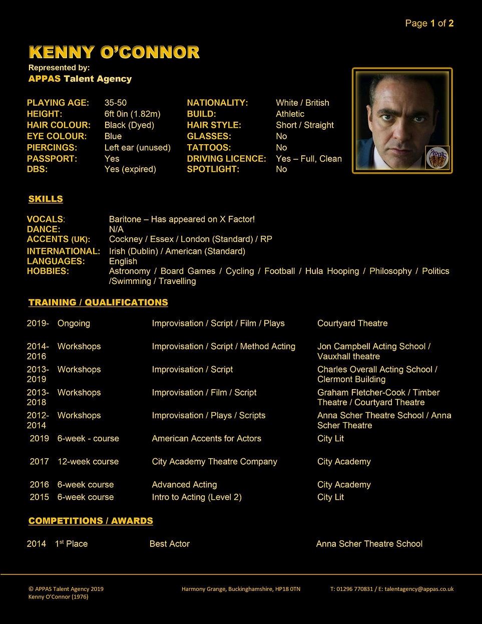 KENNY O'CONNOR WEB CV (MAR 2020) 1.jpg
