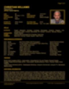CHRISTIAN WILLIAMS WEB CV (DEC 2019) 1.j