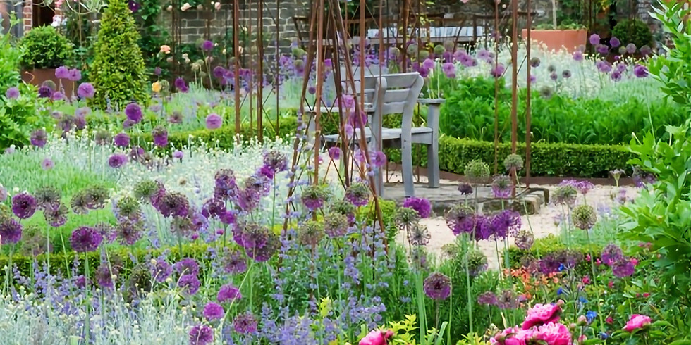 Members' Evening Visit to Walled Garden, Cowdray