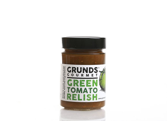Green Tomato Relish - 310ml