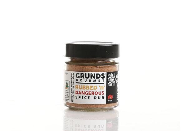Rubbed 'n' Dangerous Spice Rub