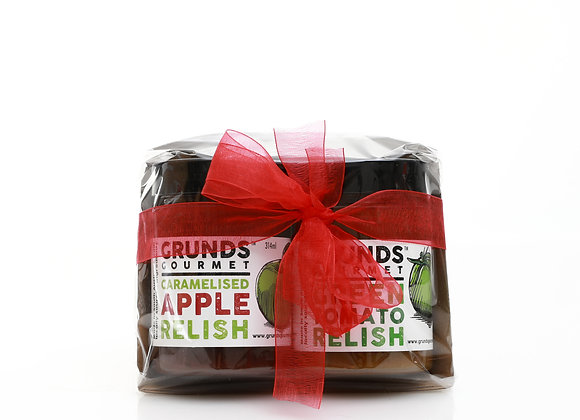 Relish Gift Pack No.3 - 2 of 314ml