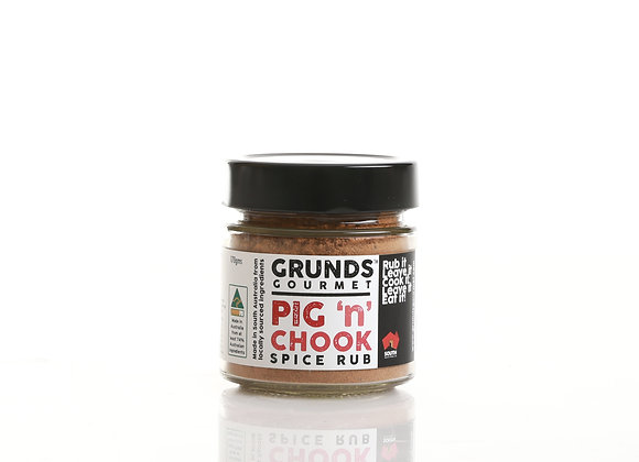 Pig 'n' Chook Dry Spice Rub - 175gm