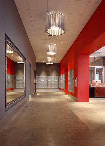 Martha Dayton Design: 7 West Apartments