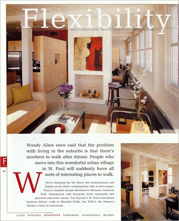 Martha Dayton Design: Furnishings