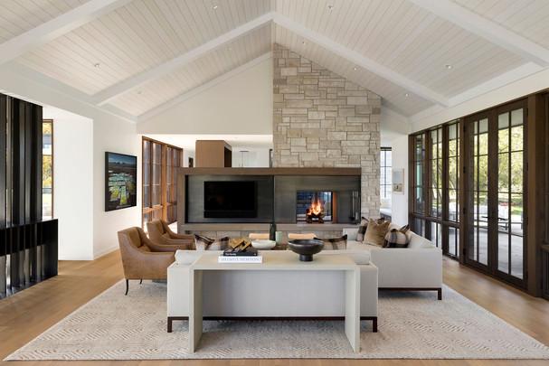 Martha Dayton Design: West River Residence