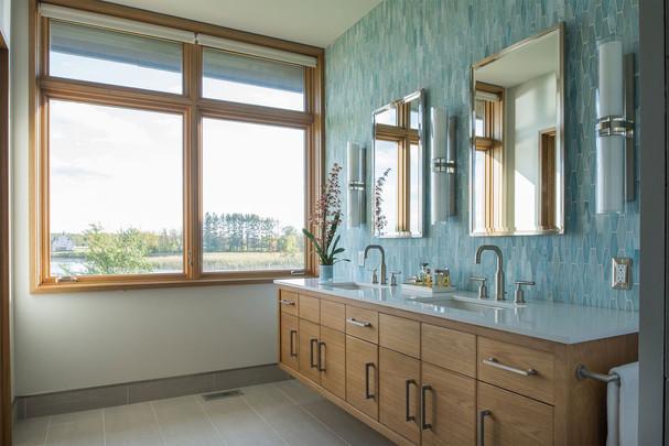 Martha Dayton Design: Northern MN River House