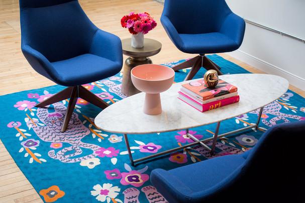 Martha Dayton Design: Lola Red