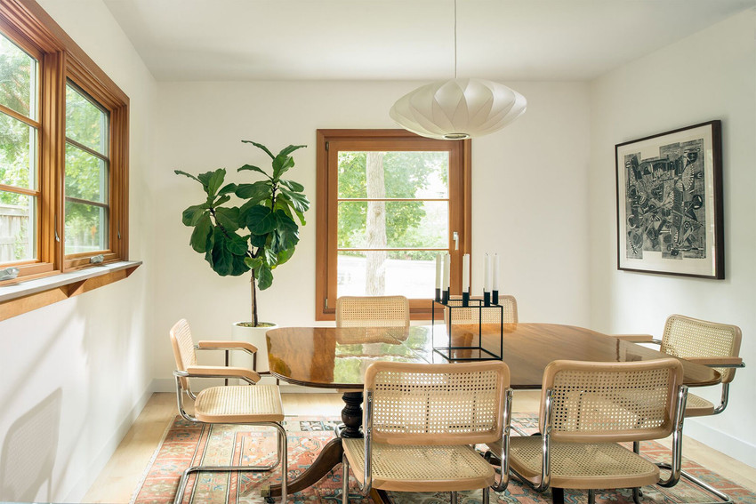 Martha Dayton Design: Lake of the Isles Cottage