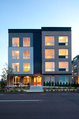 Martha Dayton Design: Coze Flats