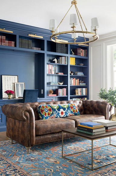 Martha Dayton Design: Colonial on the Bluff