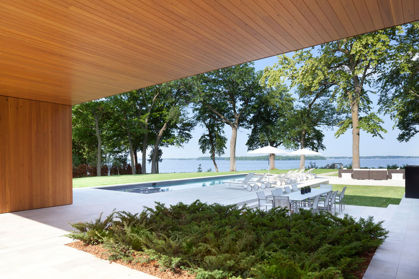 Martha Dayton Design: Lake Minnetonka Retreat