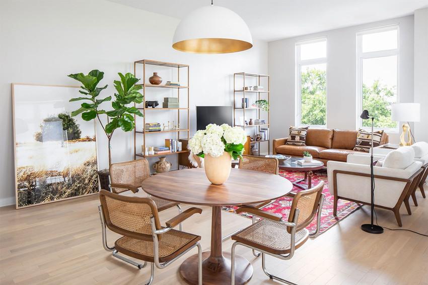 Martha Dayton Design: DC Loft