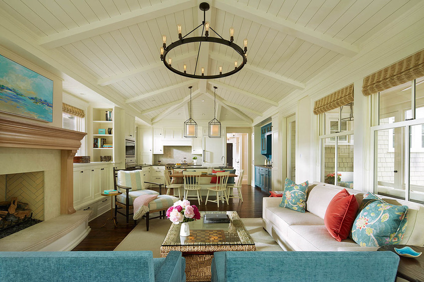 Martha Dayton Design: Woodland Cottage