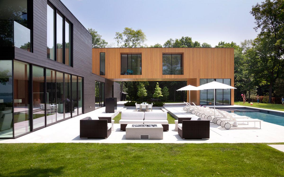 Martha Dayton Design: Lake Minnetonka Retreat
