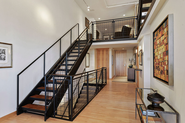 Martha Dayton Design: Mill District Loft